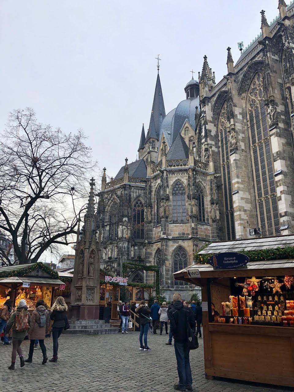 Navidad en Aachen (Aquisgrán)