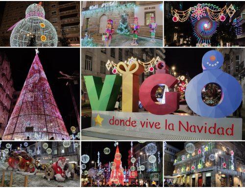 Vigo, la ciudad de la navidad