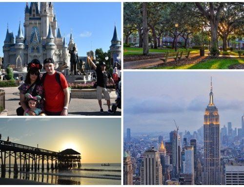 Roadtrip por los estados sureños de la costa este de EEUU y NY con el blog Viajando entre rascacielos