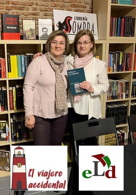 """Entrevista a Dolores Conquero sobre """"Soñé en La Habana"""""""