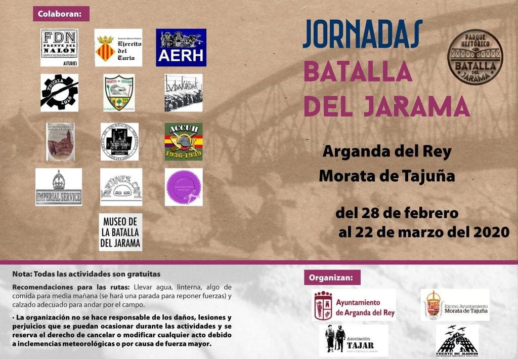 La Batalla del Jarama en Arganda del Rey