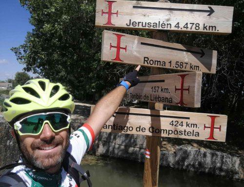 De Roma a Finisterre recorriendo Castilla