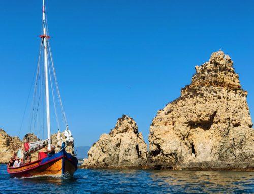Recorriendo el oeste del Algarve: Sagres, cabo San Vicente y Vila do Bispo