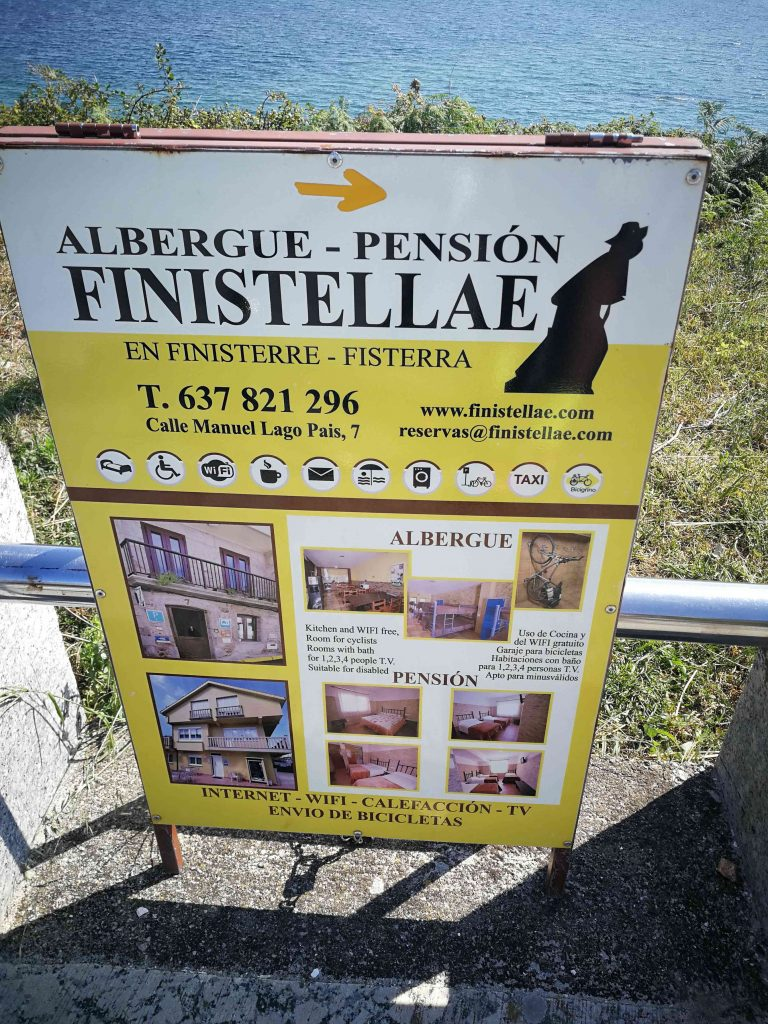 De Roma a Finisterre...el final de un gran viaje