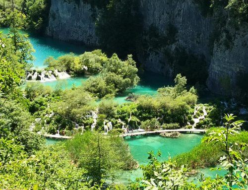 La belleza inigualable de los Lagos Plitvice en Croacia