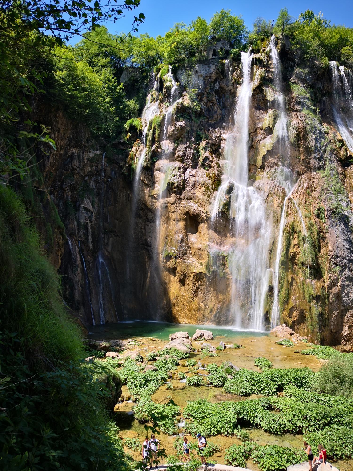 Gran Cascada_ Veliki Slap