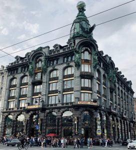 Trasbordo en Vyborg - Concurso de Relatos Moleskin 2020