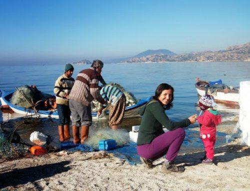 De Marmaris al lago Bafa