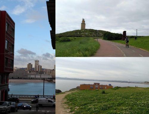 Comenzando la desescalada en A Coruña desde Montealto_ Diarios de la Cuarentena
