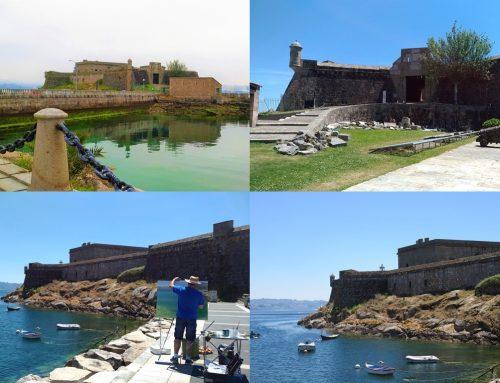 El Castillo de San Antón, defensor de A Coruña