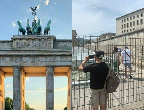 Nuestro Muro de Berlín_ Diarios de la Cuarentena