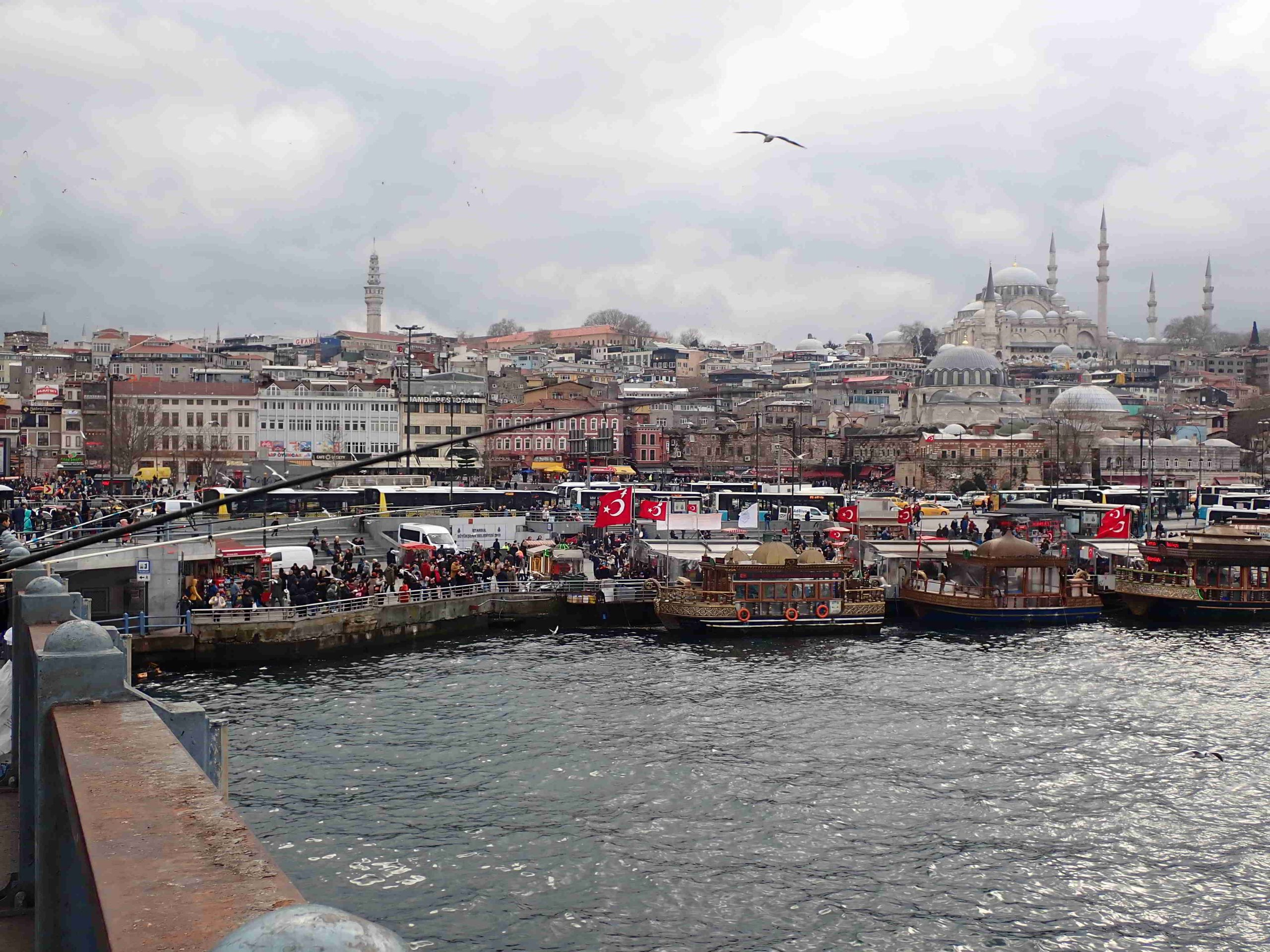 Soñando con Estambul