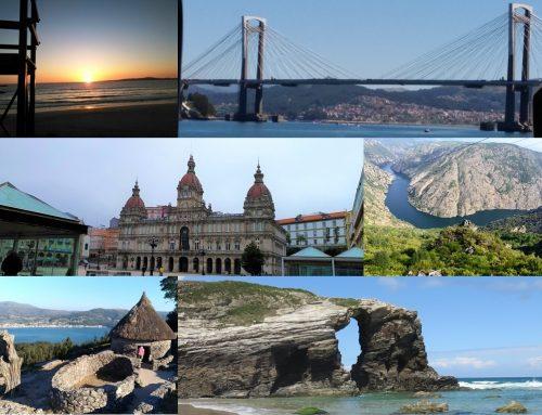 Conocer Galicia con sentidiño, ahora es el momento
