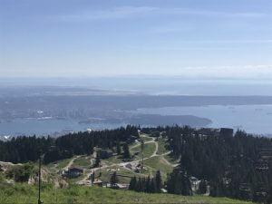 Vancouver y su bahía