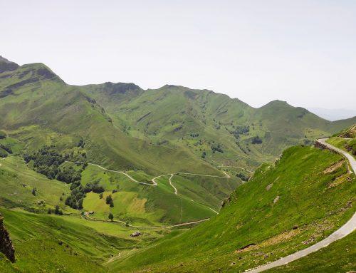 El valle glaciar del Miera, en Cantabria.
