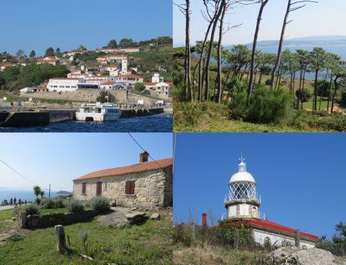El archipiélago de Ons en las Rías Baixas