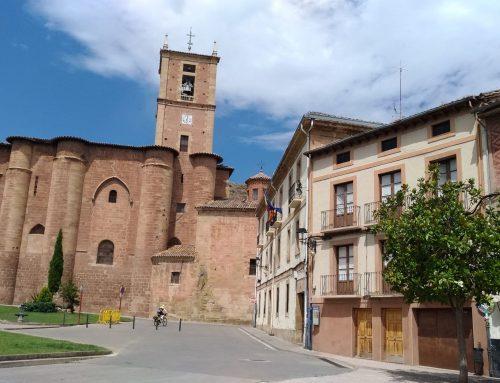 Nájera y su monasterio: Santa María la Real, en la Rioja