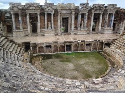 Éfeso la grandeza de la antigüedad