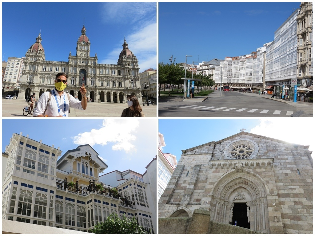 Ciudad Vieja de A Coruña