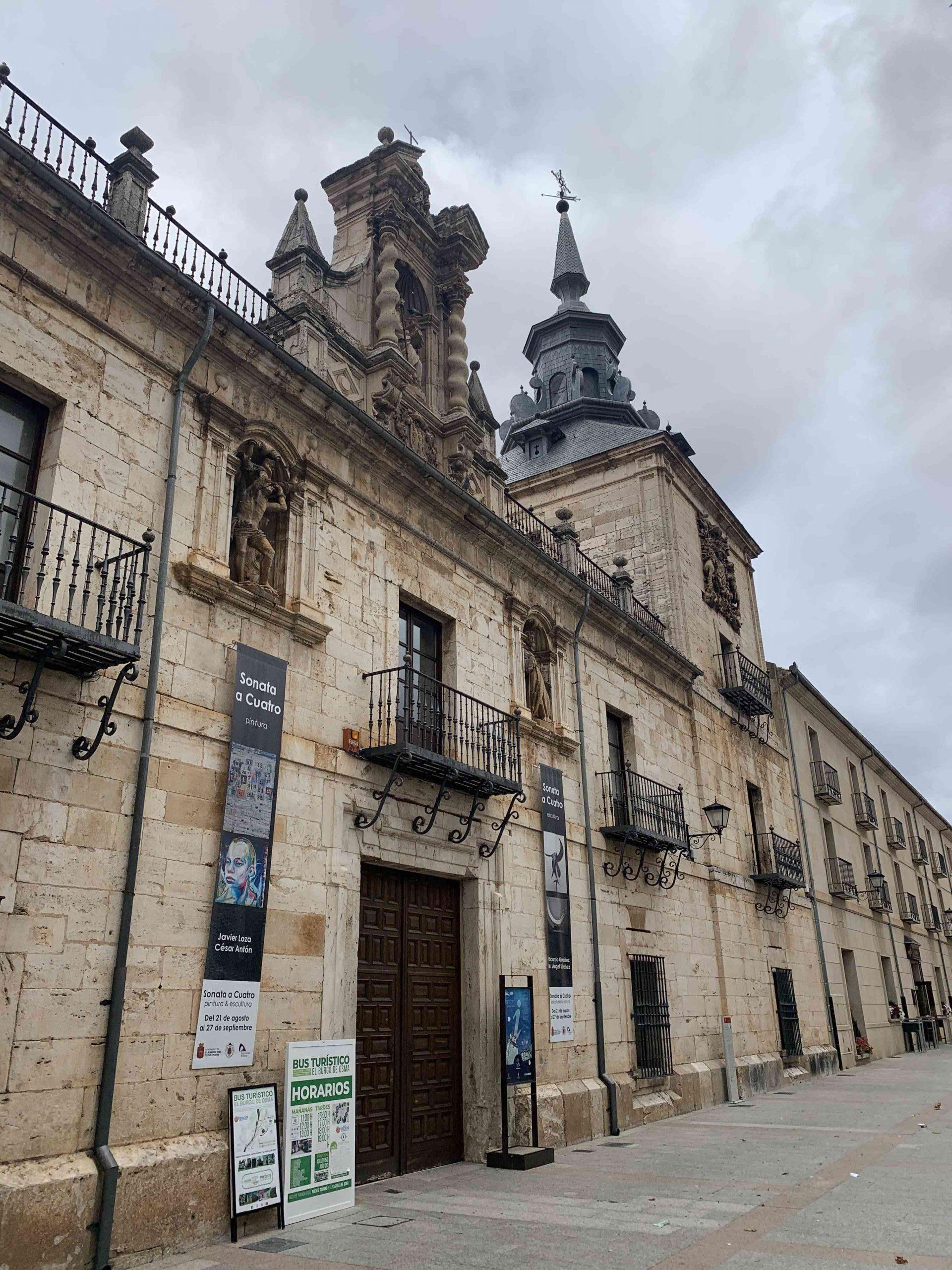 El Burgo de Osma su catedral y más
