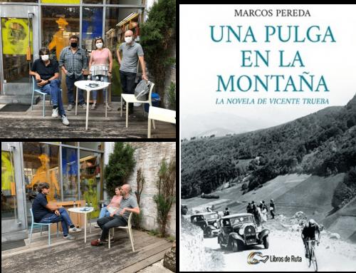 La Pulga de Torrelavega con Marcos Pereda