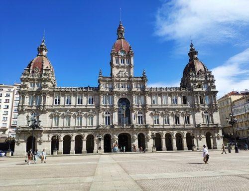 A Coruña y su Ciudad Vieja