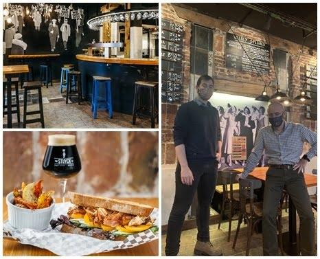 De cervezas por Madrid con The Stuyck Co. Nos vamos a Malasaña en Madrid para hablar de cerveza artesana, buena comida americana y más con Rafa Stuyck.