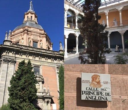 El Madrid de San Isidro lugares e historia