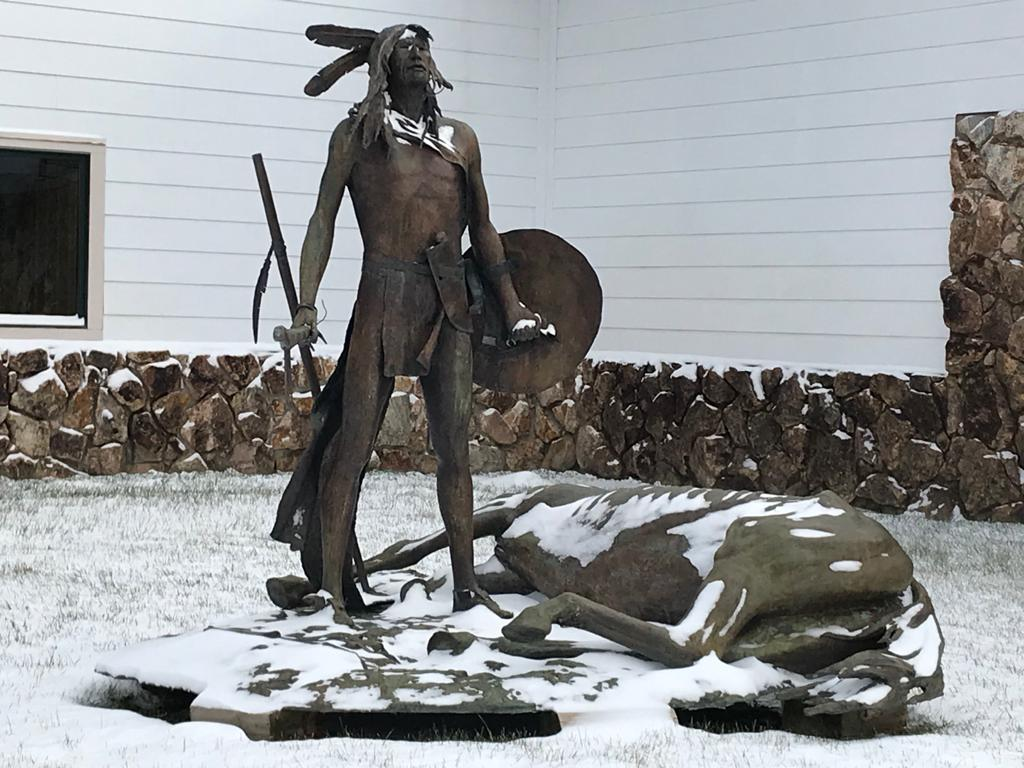 Crazy Horse Memorial en las Black Hills