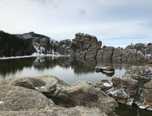 Crazy Horse Memorial y el Lago Sylvan en el parque estatal Custer_ 2º día en el roadtrip por el corazón de los EEUU