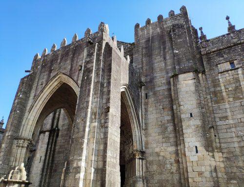 La catedral fortaleza de Tui