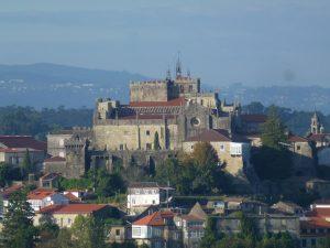 catedral fortaleza de Tui