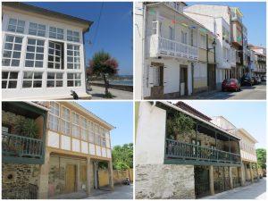 Casas típicas de Ares