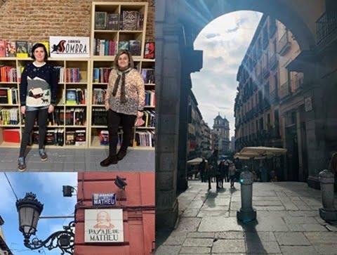 El Madrid de Galdós con Madrid en Ruta