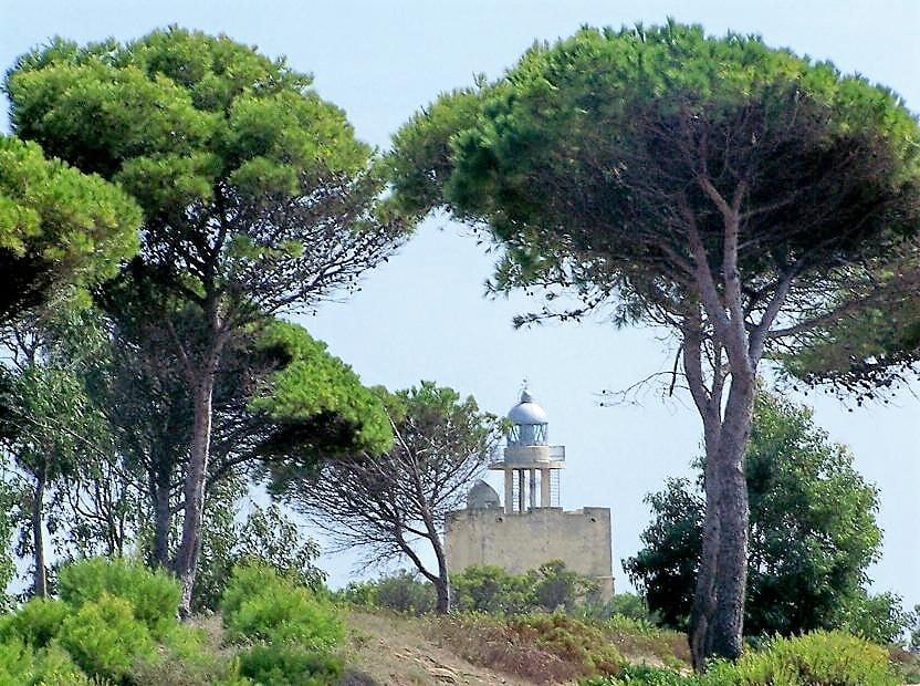 Faro de Roche en Conil de la Frontera