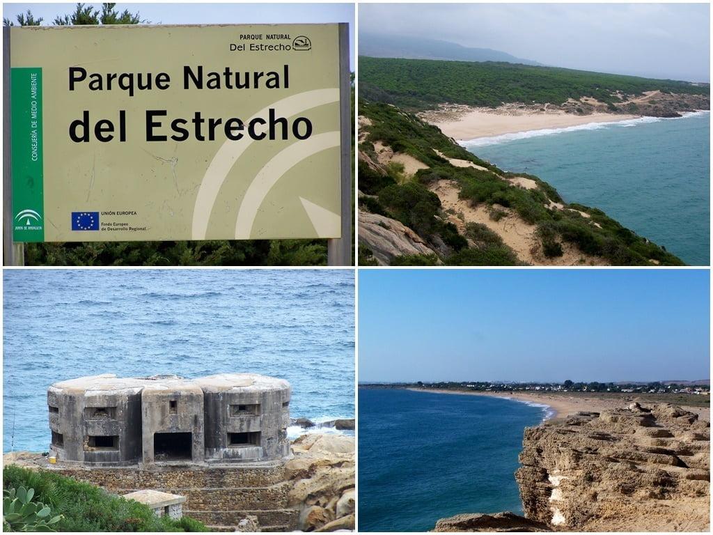 En el Parque Natural del Estrecho
