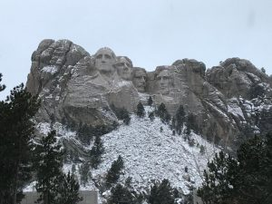 Rushmore Memorial