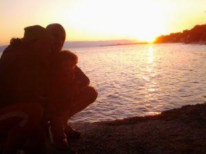 Entrando a Grecia por el Pireo