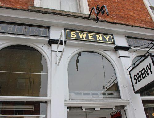 Sweny's chemist_ El Dublín de James Joyce