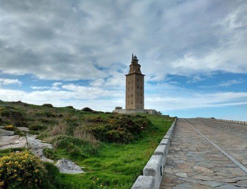 La Torre de Hércules, el faro de A Coruña