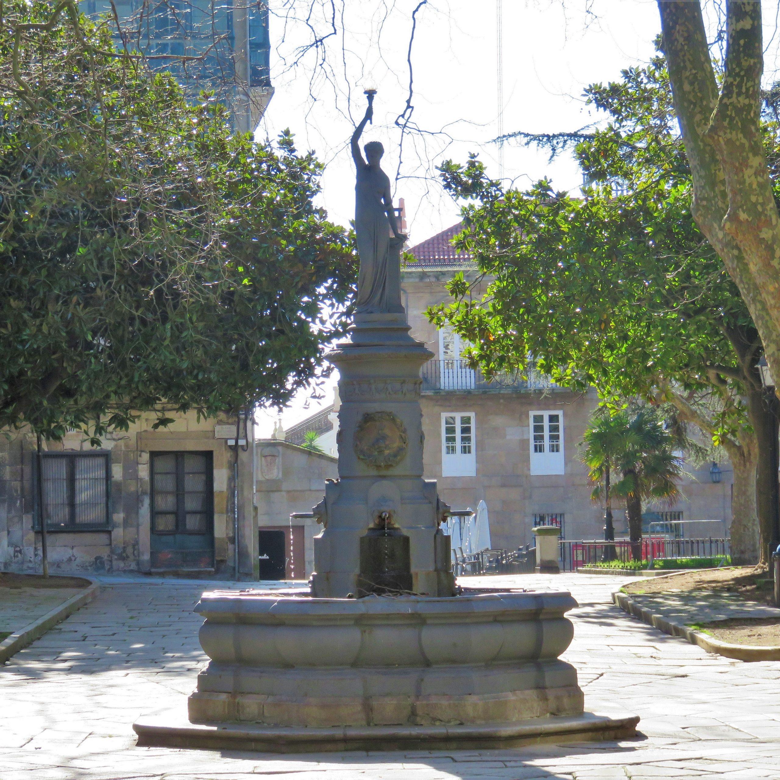 Lugar emblemático en la vida del pintor Jose Ramon