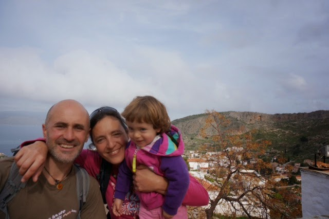 En las islas Sarónicas y el monte Eros