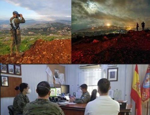En Líbano con la misión española de Naciones Unidas