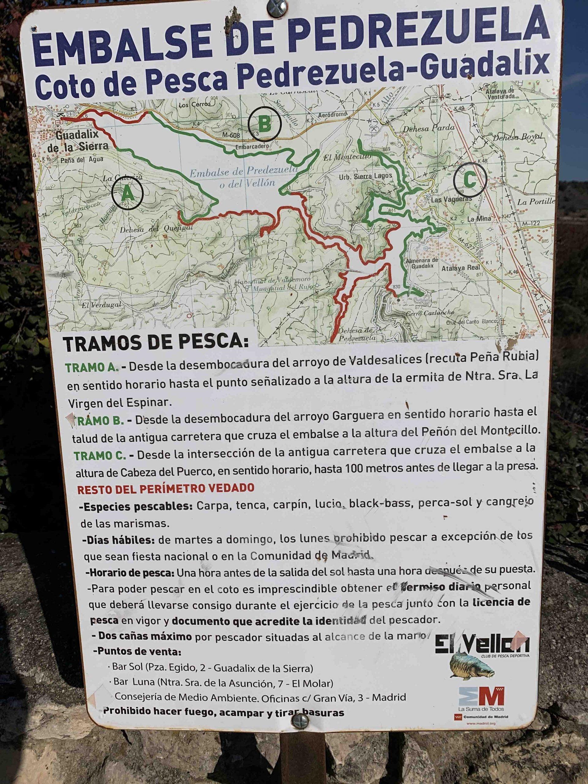 Senderismo por Guadalix de la Sierra