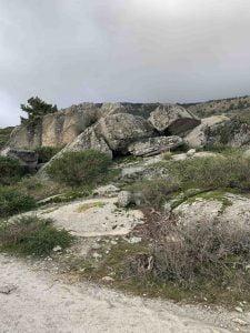 Los búnkeres de Los Molinos en Guadarrama