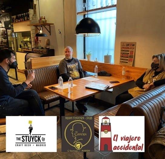 Sobre cervezas y cómo reinventarse con Rafa Stuyck y Javier Mayordomo