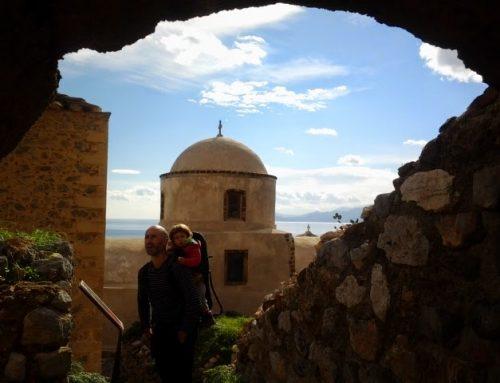 Seguimos por el Peloponeso