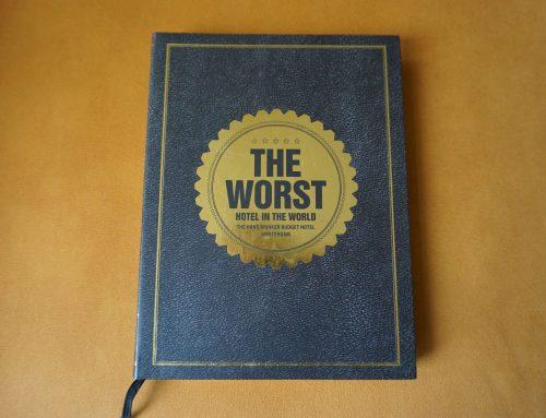 El peor hotel del mundo: The Hans Brinker Budget Hotel
