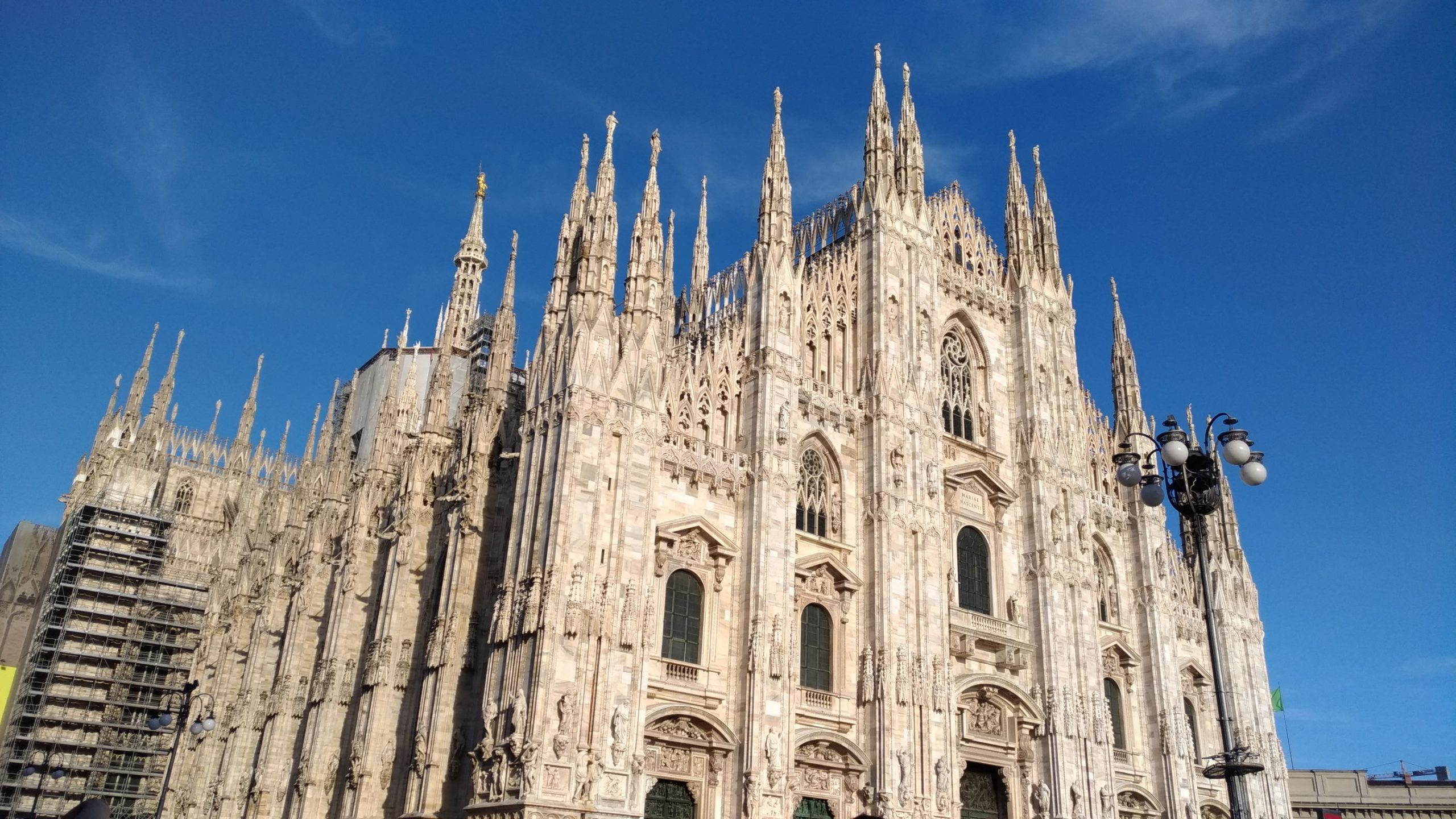 El Duomo de MIlán