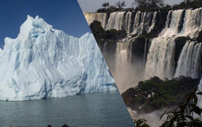 Argentina con Pilar Monforte: Iguazú y Perito Moreno